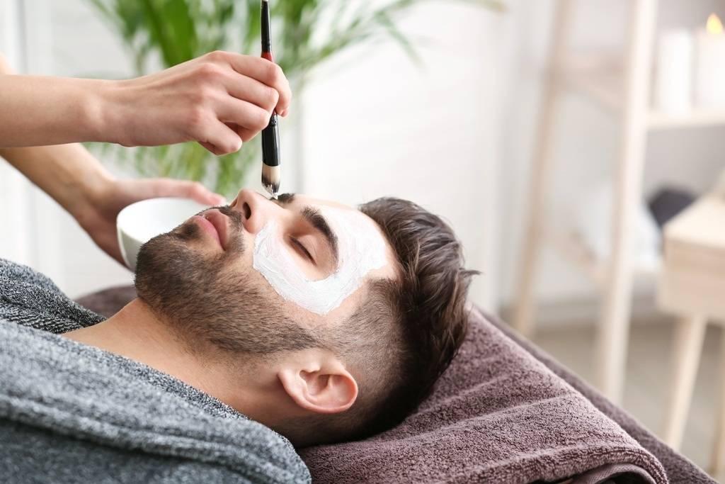 Male Facial Deep Cleanse | Abilene, TX - Abilene Beauty Bus