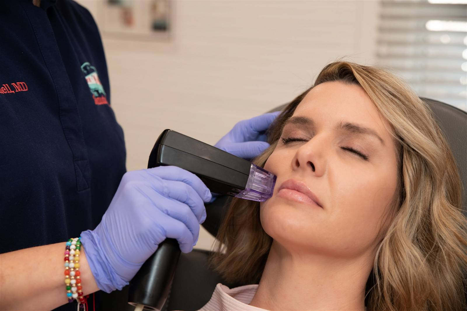 Morpheus8 treatment for face & skin tightening - Abilene, TX